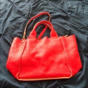 Gap neon orange/pinkish purse